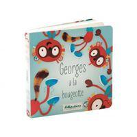 Afbeelding van Boekje 'Georges à la bougeotte'