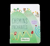 Afbeelding van Boek 'Les chemins enchantés'