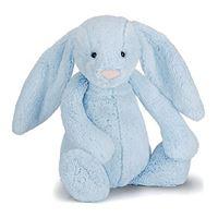 Afbeelding van Knuffel Bunny Blauw
